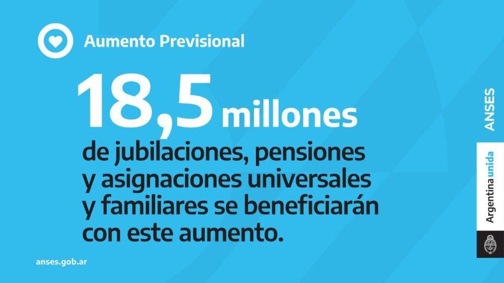 Aumento previsional de junio: jubilaciones, pensiones y asignaciones aumentarán desde un 12%