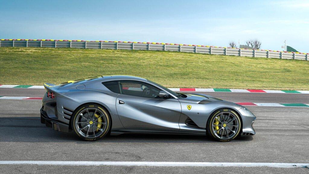 812 Competizione: La nueva serie de Ferrari que ya se agotó sin todavía fabricarse