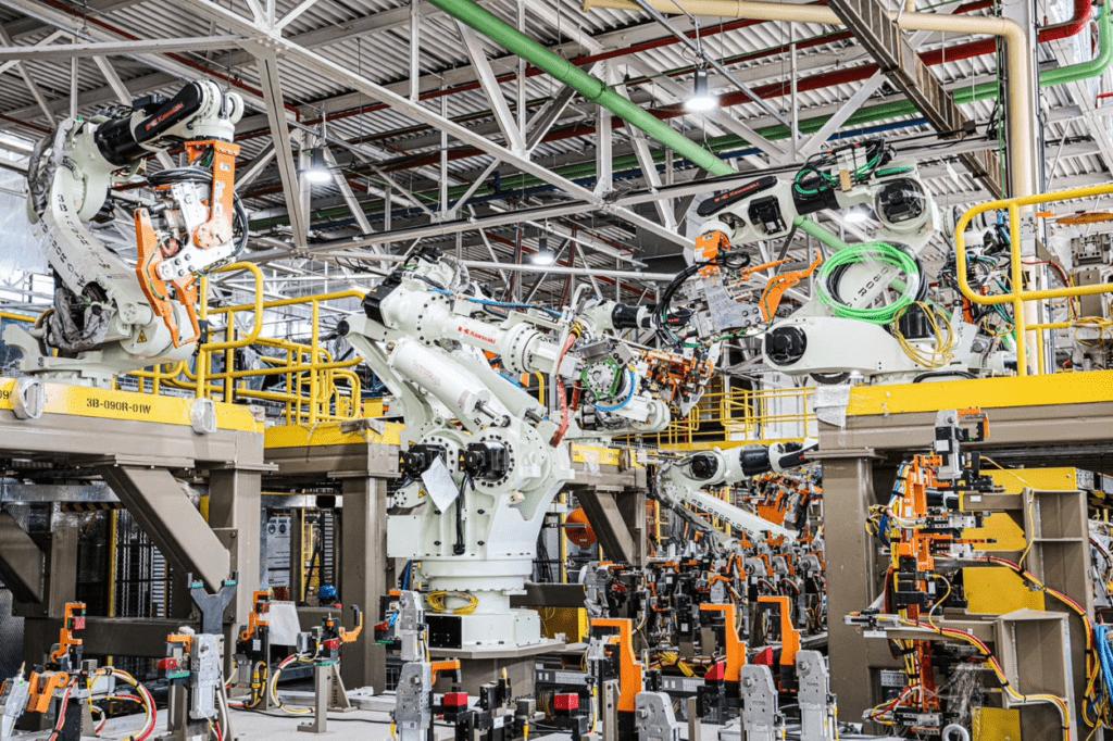 Así se prepara la planta de Ford Argentina en Pacheco para recibir a la Ranger 2023