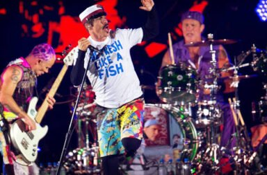Red Hot Chili Peppers de remate ¡Venden todo!