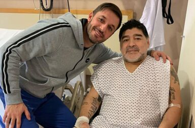 Caso Maradona Morla