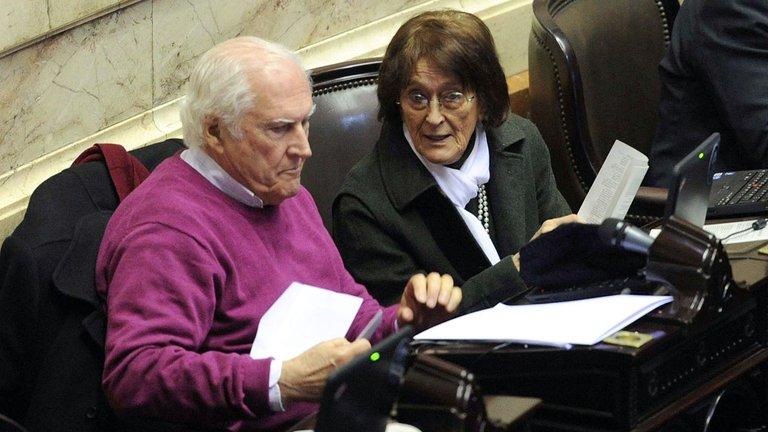 Murió la socióloga y ex diputada nacional Alcira Argumedo