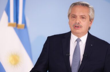 Alberto Fernández anuncio un cierre estricto hasta el 30 de mayo