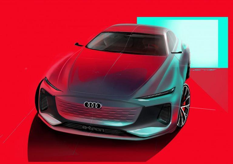 La pintura que presentó Audi que disipa el calor para utilizar menos el aire acondicionado