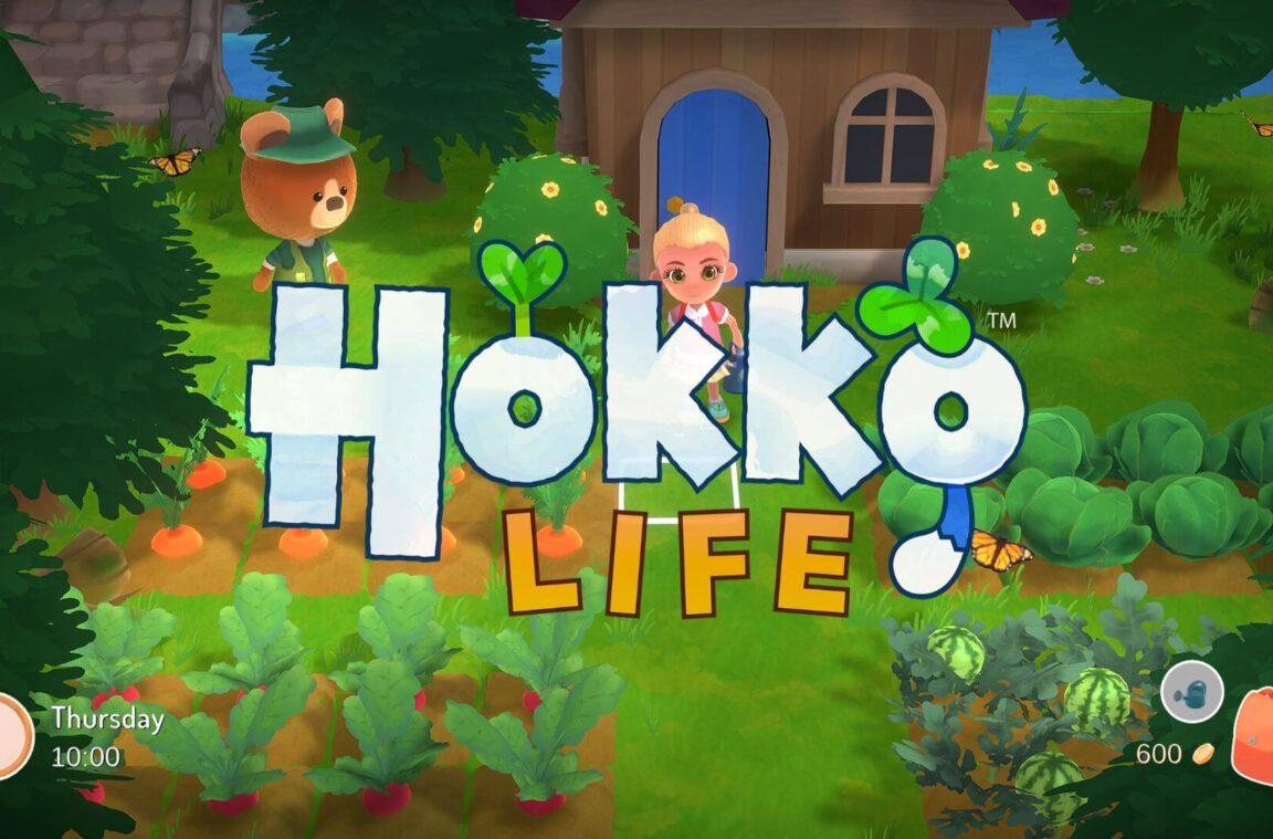 Hokko Life se lanzará el próximo mes en Steam