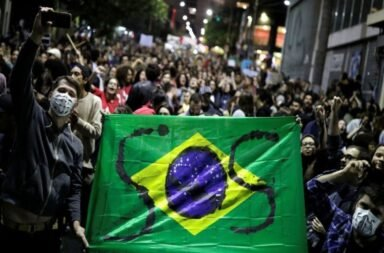 Identificaron en Río de Janeiro una mutación de la cepa de Manaos