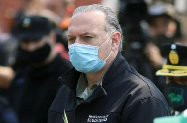 """Berni volvió a pedir volver a una """"Fase 1"""" y alertó que el sistema sanitario no colapsó """"porque se liberan 500 camas por pacientes que mueren"""""""