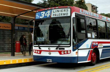 PASO 2021: el transporte público es libre y gratuito