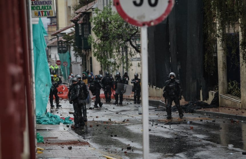 Colombia: siguen las movilizaciones y no cede la violencia callejera