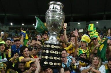 La Conmebol anunció que Brasil será la sede de la Copa América, es el tercer país con más casos de Covid-19