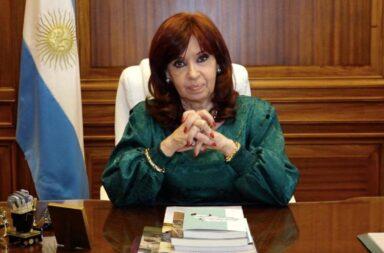 """Cristina Kirchner criticó el asilo político de Fabián """"Pepín"""" Rodríguez Simón en Uruguay y lo calificó de"""