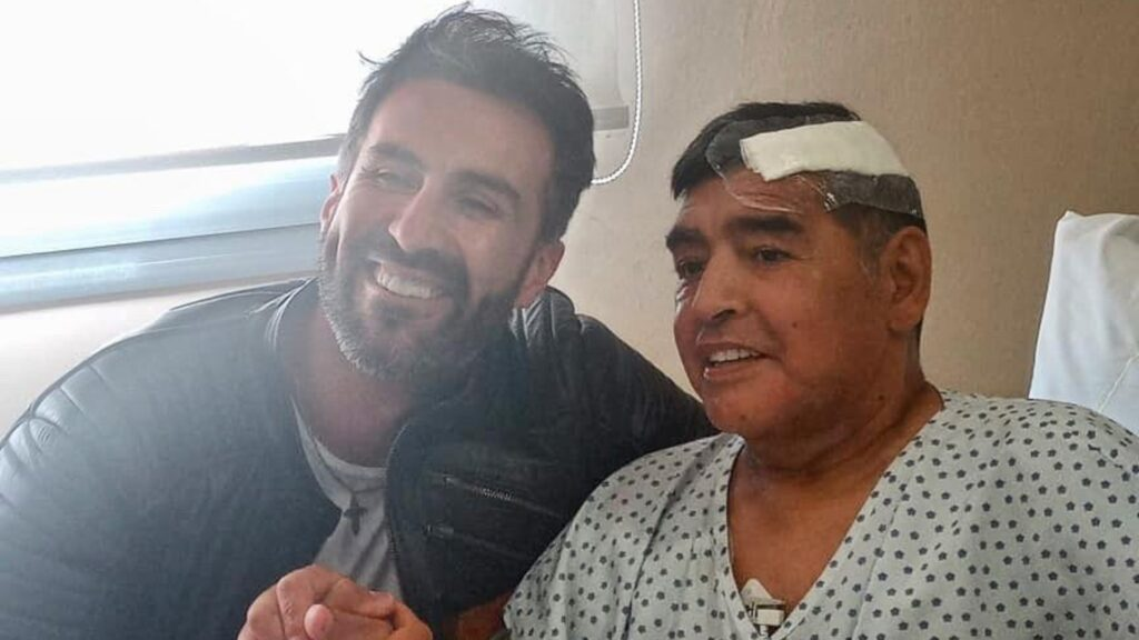 Caso Maradona muerte
