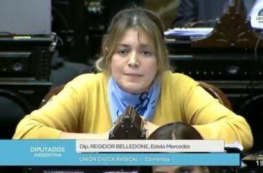 Escándalo: Una diputada de la UCR es acusada de quedarse con parte del sueldo de sus asesores