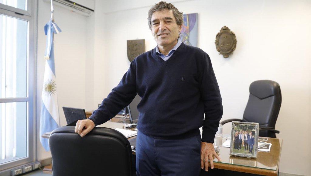 Covid-19: Según Fernán Quirós, la ocupación de camas en terapia intensiva está bajando.