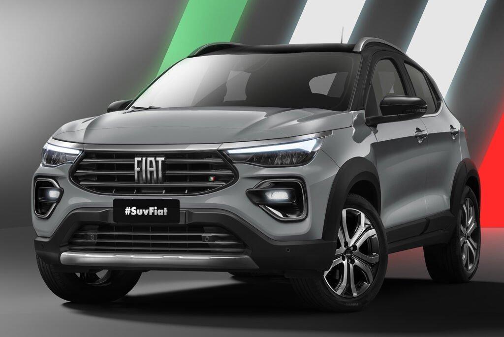 Fiat presentó su nuevo SUV que llegará a Argentina y que su nombre lo pondrá la gente