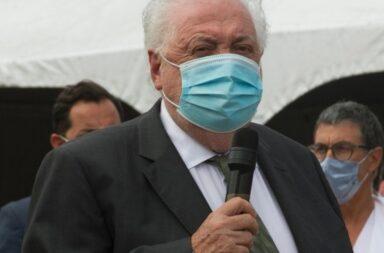 """Ginés Gonzaléz García afirmó que fue """"una equivocación"""" el vacunatorio en la cartera sanitaria y negó que haya vacunado a """"amigos"""""""
