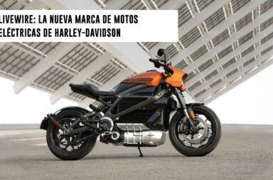 LiveWire: La nueva marca de motos eléctricas de Harley-Davidson