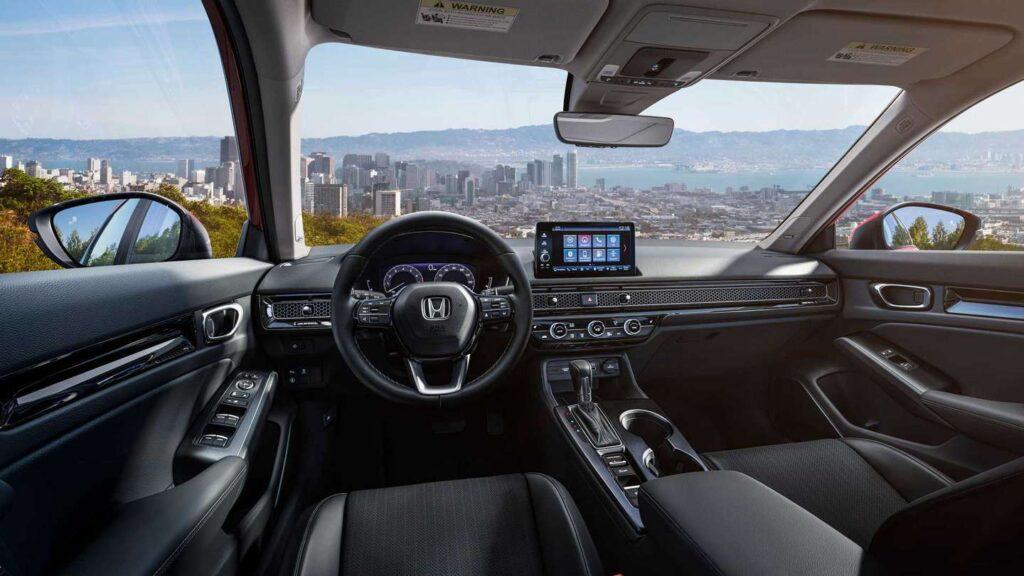 Honda develó el 11° Civic de la historia ¿Llegará a Argentina?