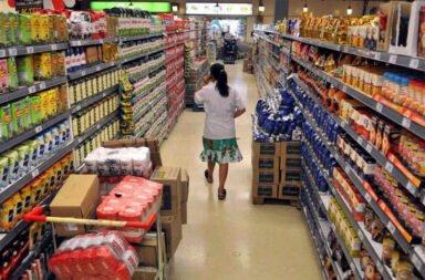 La inflación llegó al 4,1% en abril y acumula un 46,3% en los últimos 12 meses