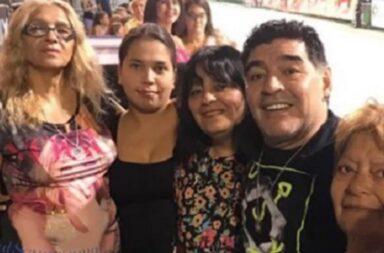 Las hermanas de Maradona cuestionaron la filtración del informe de la junta médica y dicen que su hermano