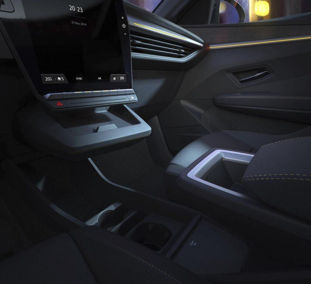 Renault dio a conocer la nueva generación del Megane