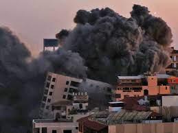 Conflicto Palestina-Israel : Con más de 60 muertos hace temer otra