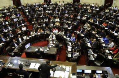 El Gobierno presento el proyecto de ley de