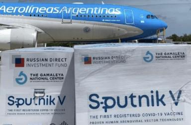 Un nuevo vuelo de Aerolíneas Argentinas parte a Rusia está madrugada para traer dosis de Sputnik V