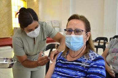 Vacunas reparto