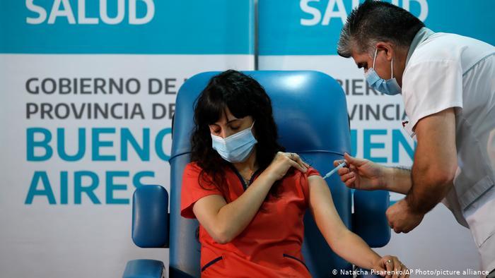 COVID-19 en Argentina: 663 muertes en las últimas 24 horas
