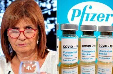 Citan a Bullrich como testigo en la investigación sobre las supuestas coimas a Pfizer