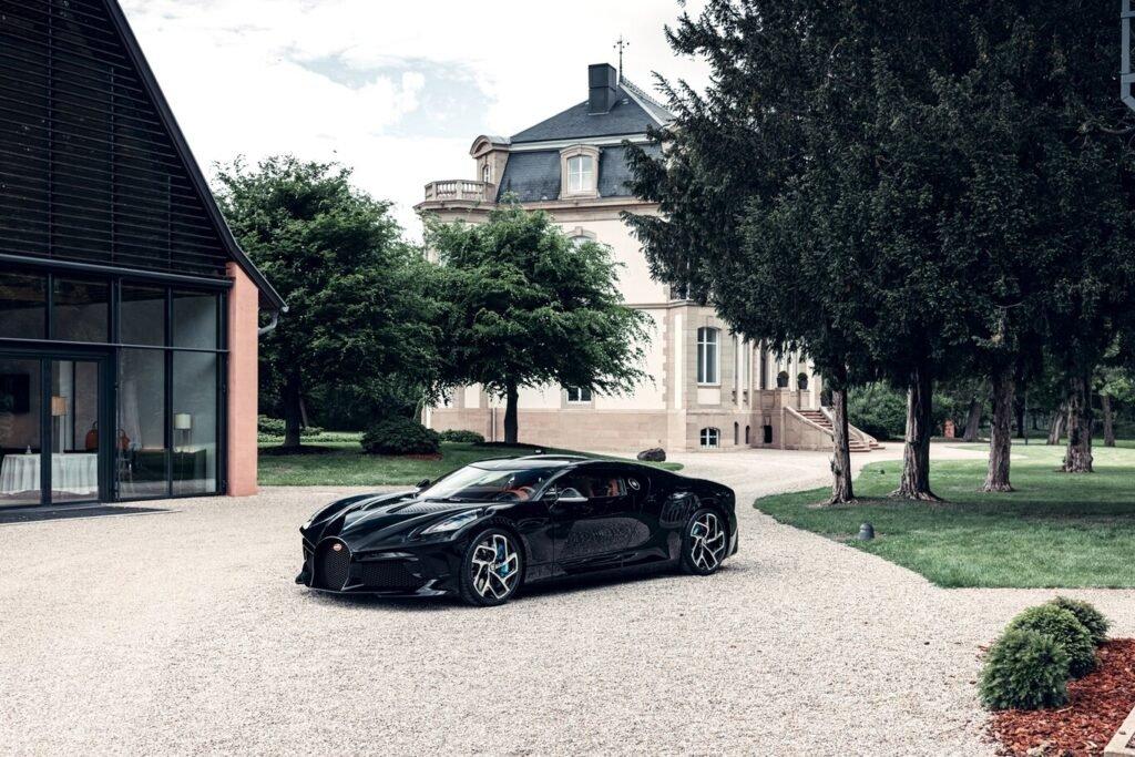 Bugatti La Voiture Noire: el auto más caro del mundo ya está terminado