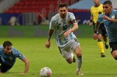 Argentina y un buen triunfo