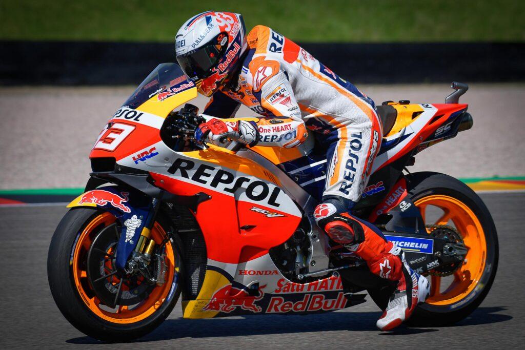 Márquez resurgió y volvió al triunfo en el Moto GP