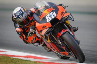 Oliveira se quedó con un gran triunfo en Moto GP