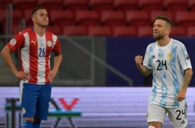 Argentina, mejor en los números que en el juego.