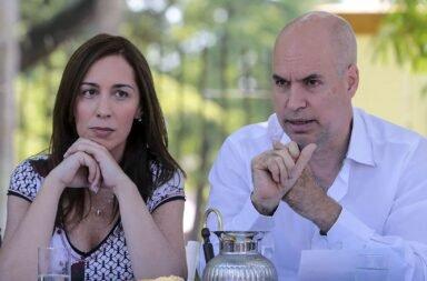 Larreta quiere a Vidal