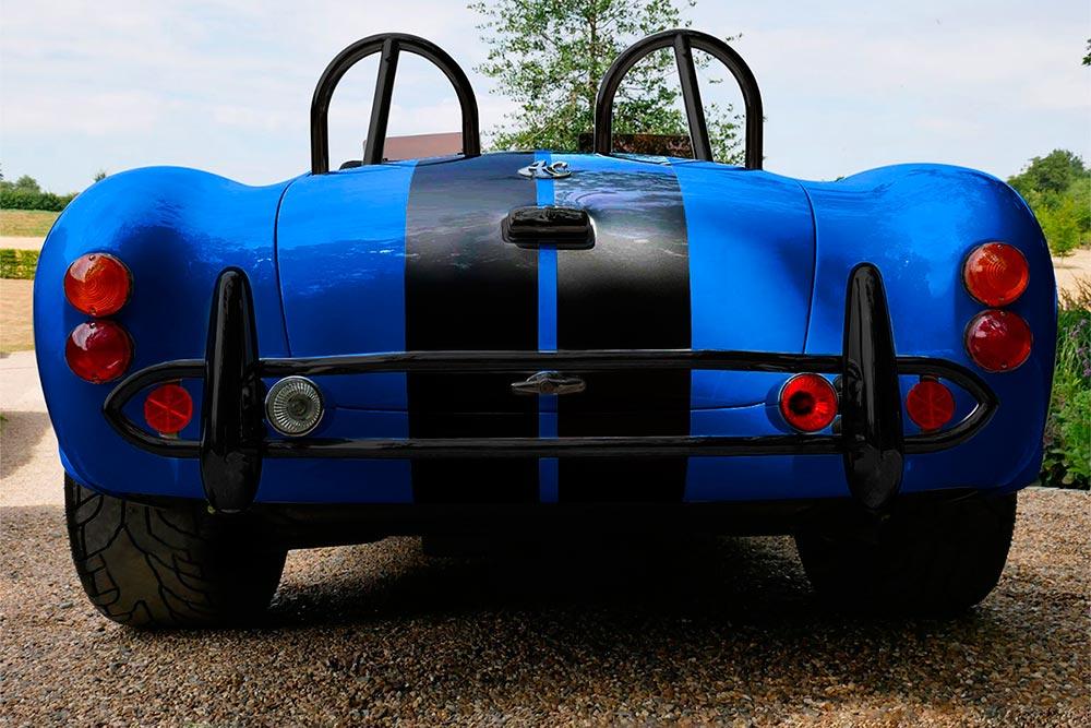 El AC Cobra: Otro clásico que se pasa a la familia de los eléctricos