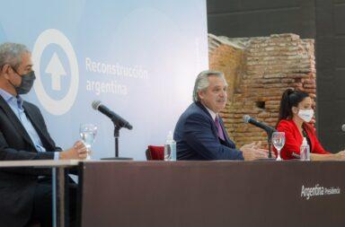 Alberto Fernández a la oposición: