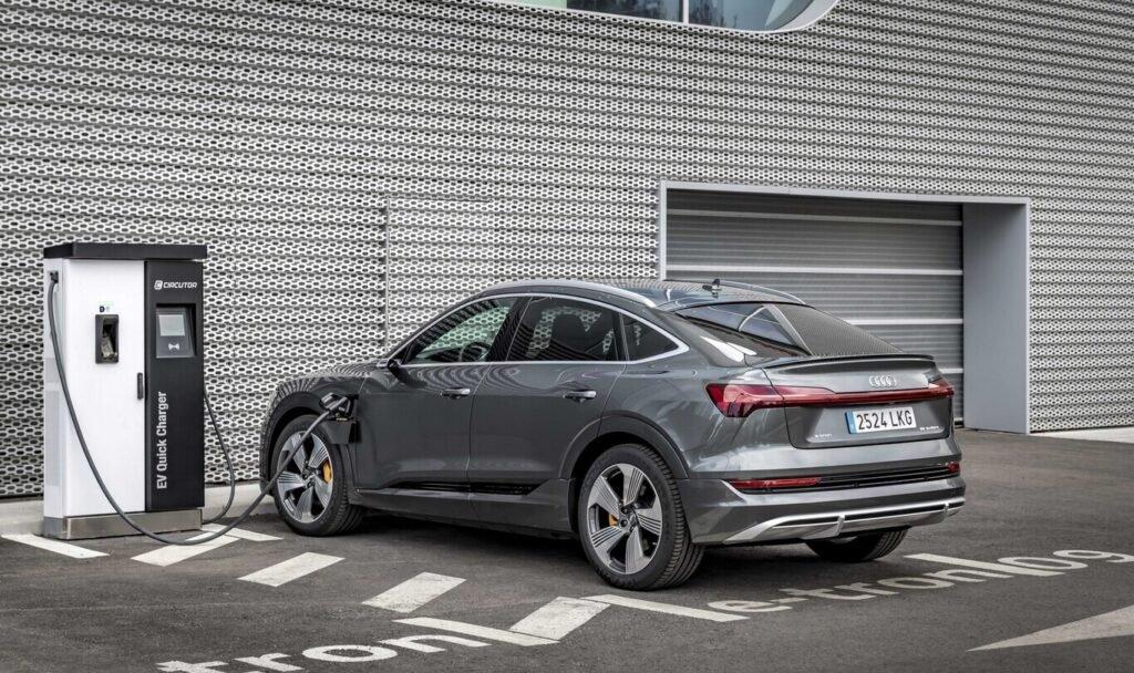 Audi apuntará sólo a los autos eléctricos a partir de 2026