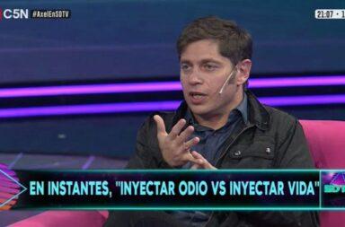 SDTV Kicillof