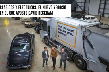 Clásicos y eléctricos: El nuevo negocio en el que apostó David Beckham