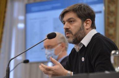 """Bianco le respondió a intendente del PRO que llamó a cortar rutas para la vuelta de las clases presenciales: """"Le recomiendo que haga cumplir los protocolos"""""""