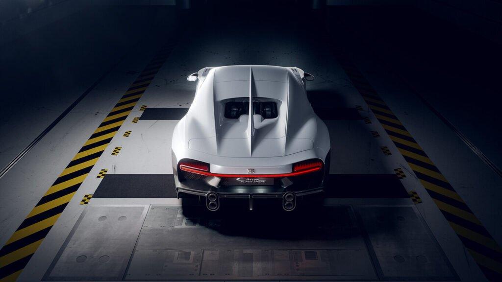 Chiron Super Sport: Lo nuevo de Bugatti que cuenta con 1600 CV