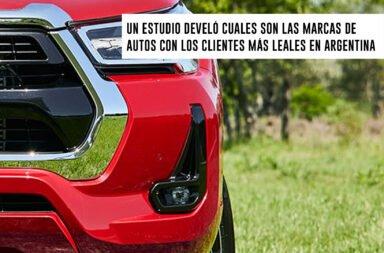 Un estudio develó cuáles son las marcas de autos con los clientes más leales en Argentina