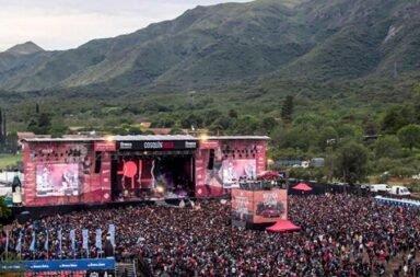 Llega Cosquín Rock #TBT Historias on stage