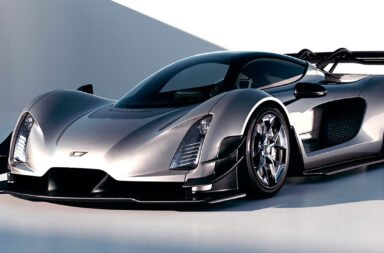 Czinger 21C: El deportivo que pasa de 0 a 100 en 1,9 segundo con elementos de impresión 3D