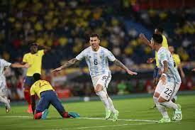 Argentina ganaba y se le escapó en la última pelota