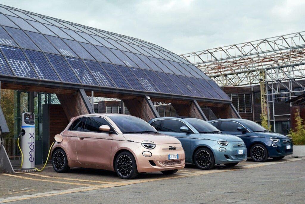 Fiat anunció que pasará a ser una automotriz totalmente eléctrica