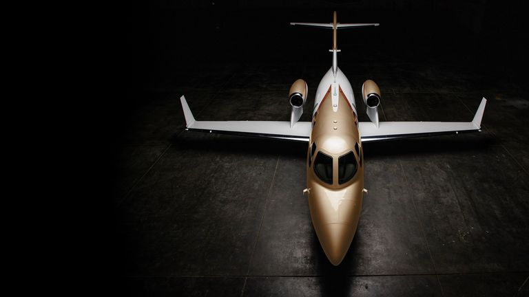 ¿Lo último de Honda? Un espectacular jet